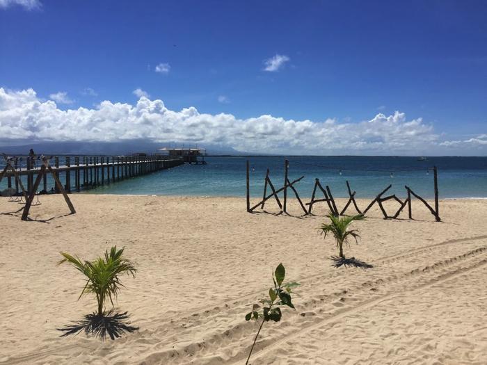 【フィリピン】ビーチが綺麗なラカウォン島を紹介!