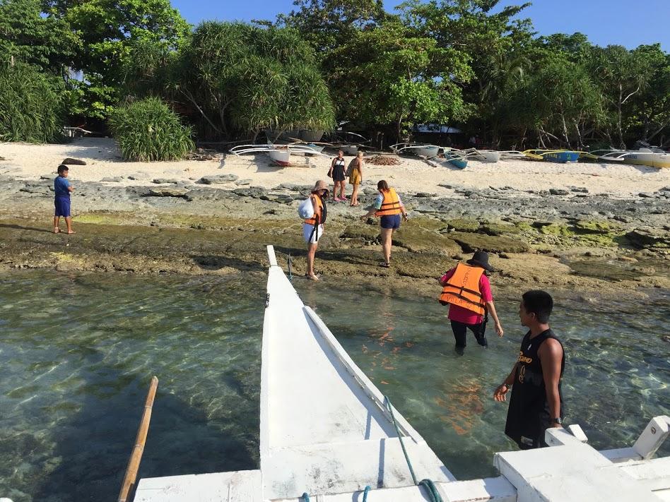 """日本人の僕がフィリピン人に伝えたいのは""""フィリピンの自然を汚さないで""""。"""