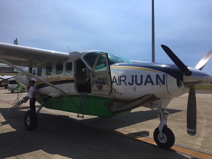 【フィリピン】セブ島から格安セスナで行く!ボホール島旅行