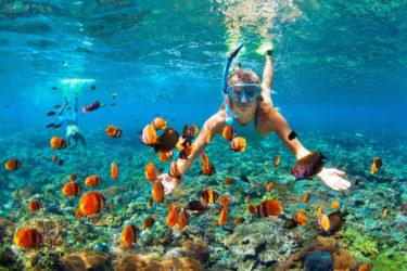【絶景】セブ島でオススメのシュノーケリングスポット8選