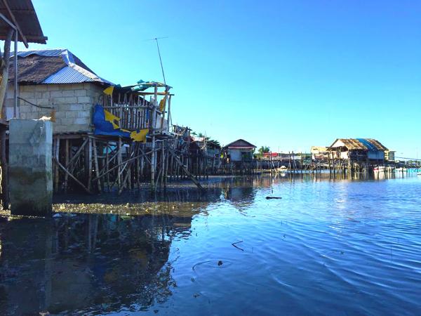 フィリピンのスラム街に実際に泊まってみた。