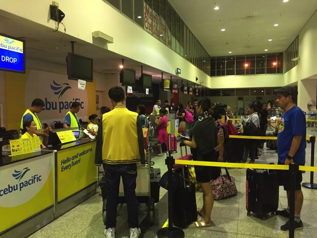 パナイ島イロイロ空港と市内までのアクセスを解説
