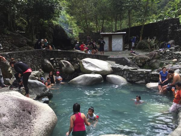 フィリピンバナウェ【BOGYA温泉】世界遺産の中にある絶景温泉
