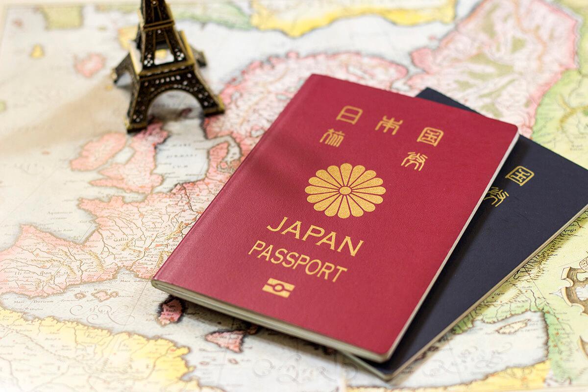 日本のパスポートが世界ランキング1位に!