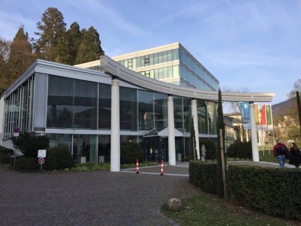 ドイツ,バーデンバーデン【カラカラテルメ】ドイツの最新温泉施設!