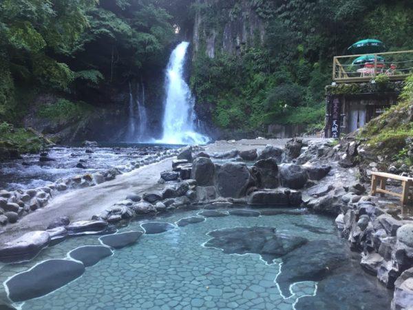 【伊豆の温泉】大滝温泉の天城荘で日帰り入浴してきた!