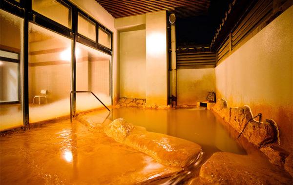 【松代温泉】長野駅から好アクセスな超濃厚温泉